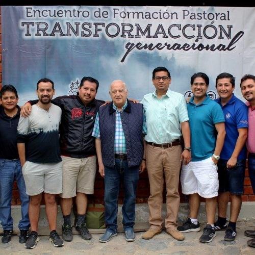 Transformacción Generacional: 3° Encuentro Formación Pastoral